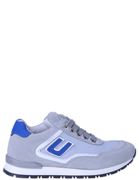 Детские кроссовки для мальчиков 4US CESARE PACIOTTI 37147crosta2308_gray