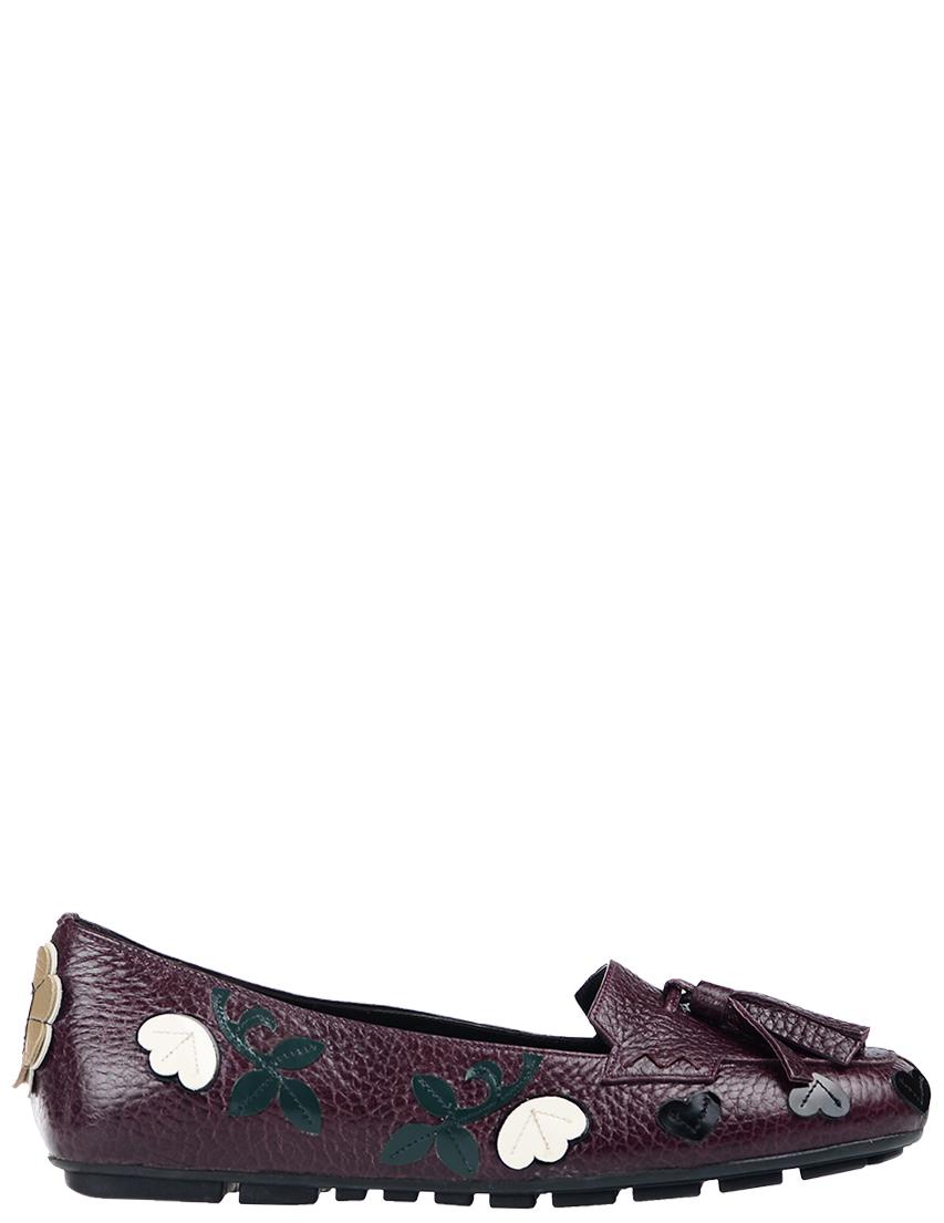 Женские мокасины Giorgio Fabiani G2248_purple