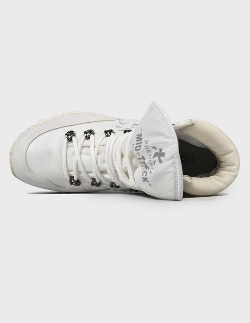 белые женские Ботинки Premiata MIDTRECD_188 11871 грн