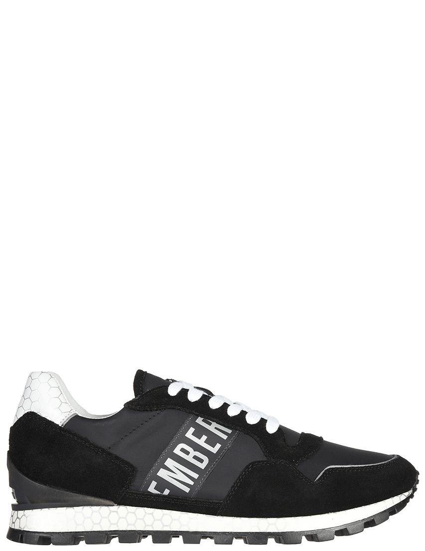 Мужские кроссовки Bikkembergs 108965_black