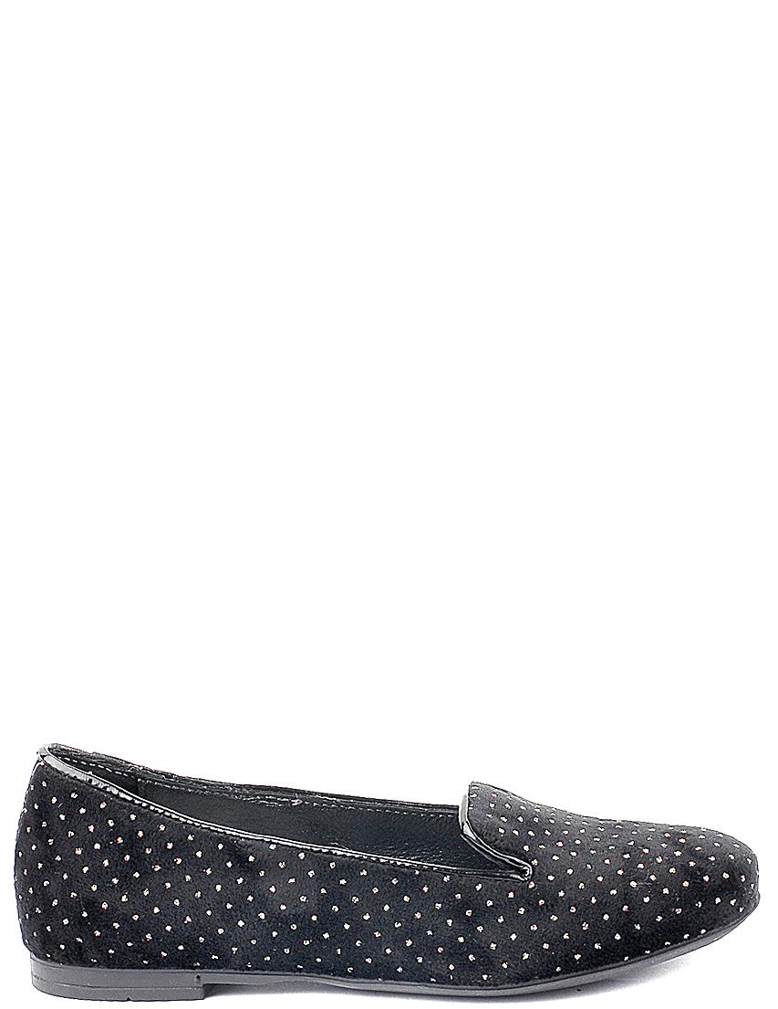 Детские туфли для девочек PATRIZIA PEPE ppj101476black
