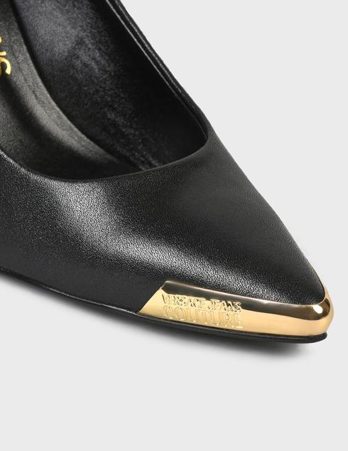 женские черные Туфли Versace Jeans Couture 71VA3S50-899 - фото-7