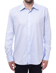 Мужская рубашка VALENTINO P/98_blue
