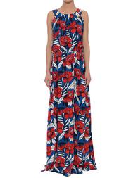 Женское платье ANONYME R27SD066-Blue