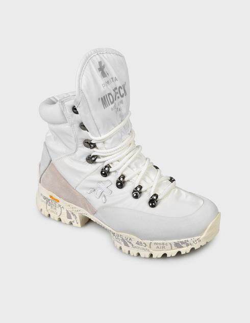 белые Ботинки Premiata MIDTRECD_188