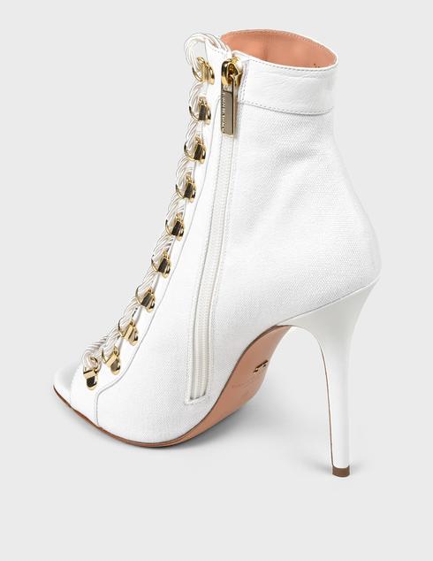 белые женские Ботильоны Elisabetta Franchi SA-73B-01E2-V569-360 8080 грн