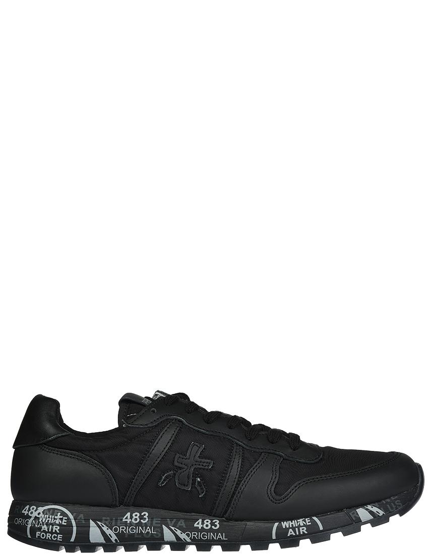 Мужские кроссовки Premiata SVAR3296_black