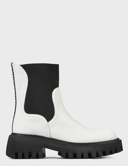 женские белые Ботинки Loriblu 2I4TL01800 - фото-7