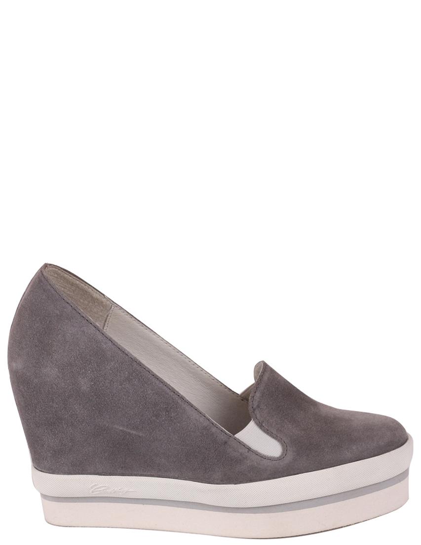 Купить Туфли, LOGAN, Серый, Весна-Лето