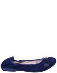 Женские балетки LA BALLERINA 6192622_blue