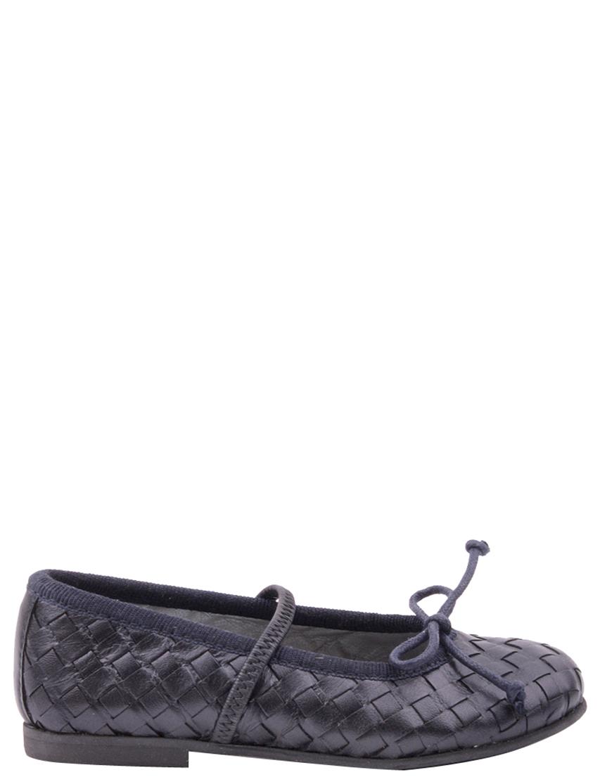 Детские туфли для девочек GALLUCCI 1919-black