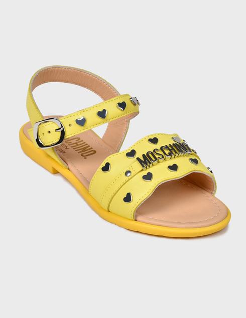 Moschino 26176-giallo-yellow фото-1