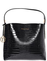 Женская сумка Trussardi Jeans 75002_black