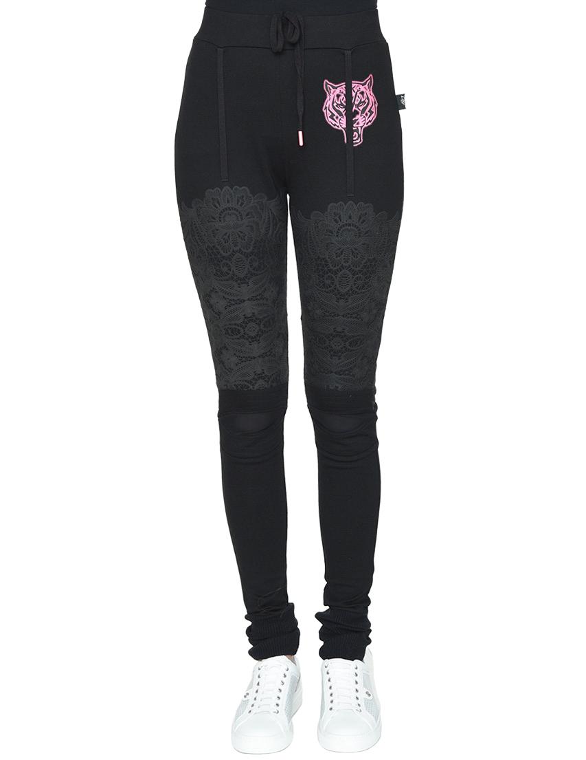 Женские брюки PLEIN SPORT 235-black