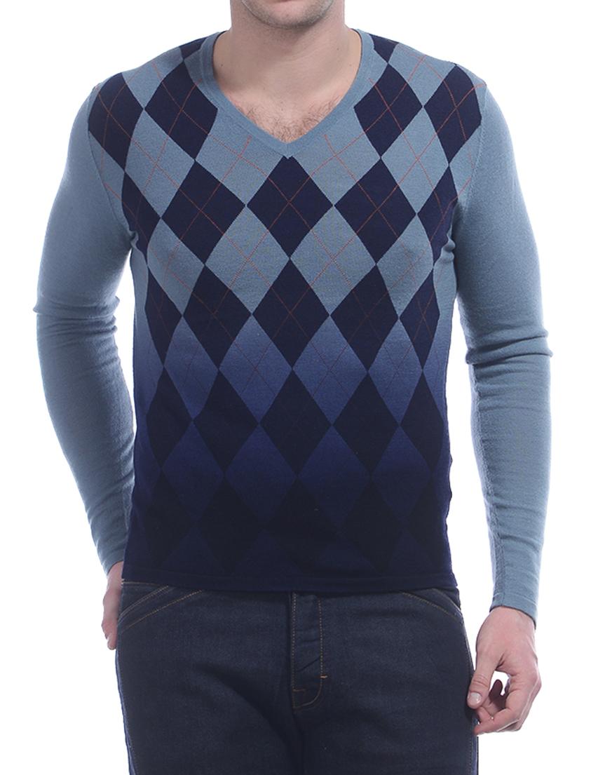 Мужской пуловер JEAN PAUL GAULTIER JMR2509MK09604