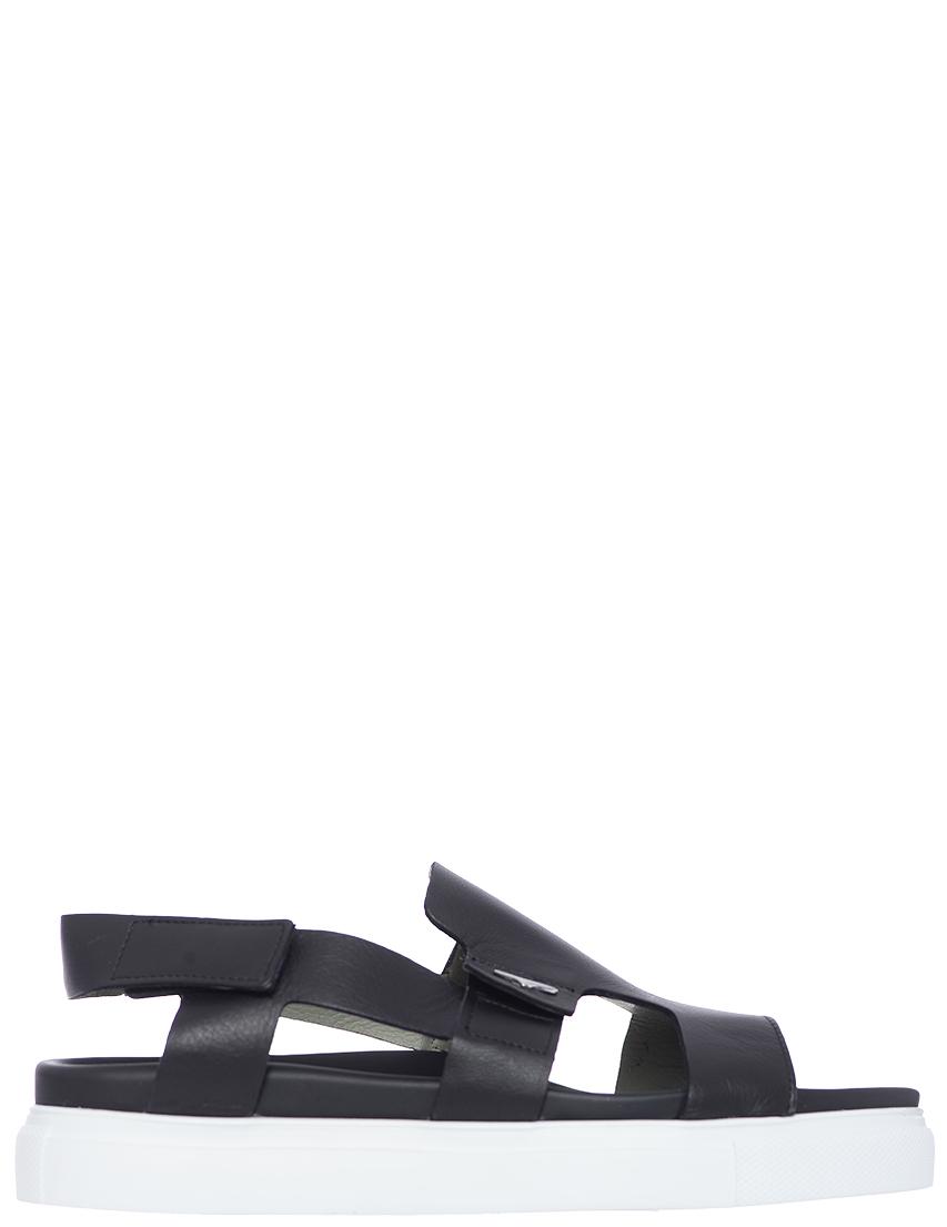 Мужские сандалии Alberto Guardiani 74251_black