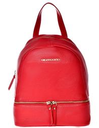 Женский рюкзак Di Gregorio 1118_red