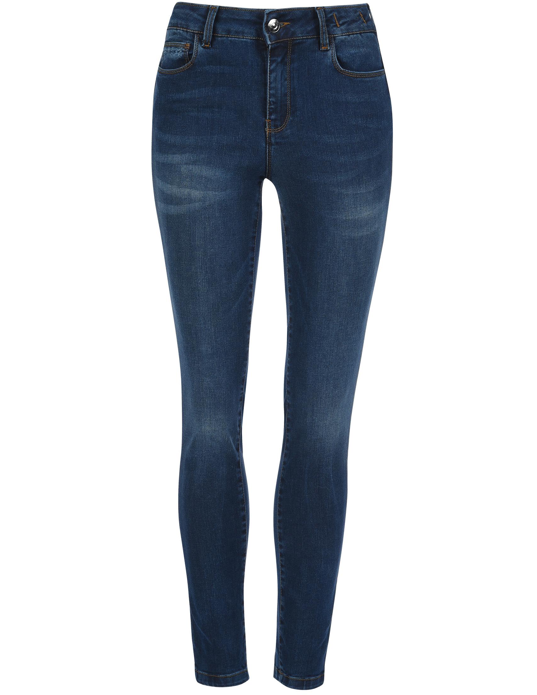 Женские джинсы TWIN-SET JA82Q9-01104_blue
