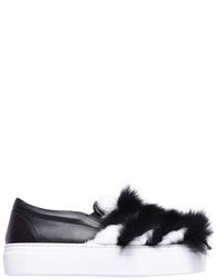 Женские слипоны Le Silla 17632_black