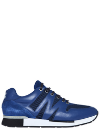Мужские кроссовки Love Moschino 75086_blue