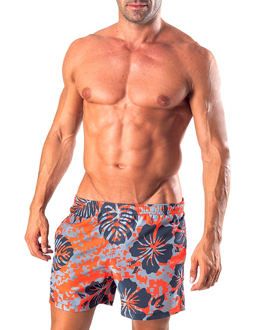 Мужские шорты пляжные GERONIMO 1502p1Orange