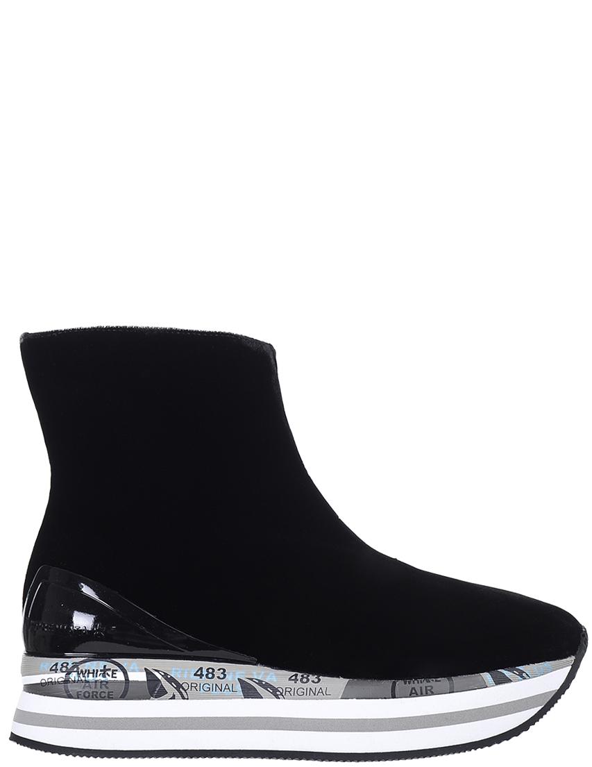 Купить Ботинки, PREMIATA, Черный, Осень-Зима