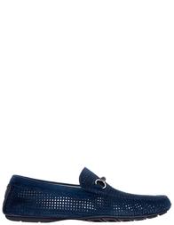 Мужские мокасины Aldo Brue AGR-062_blue