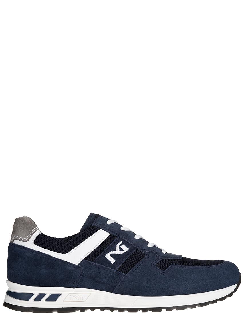 Мужские кроссовки Nero Giardini 800232_blue