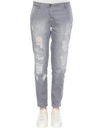 Женские джинсы TRUSSARDI JEANS AGR-56543B-118