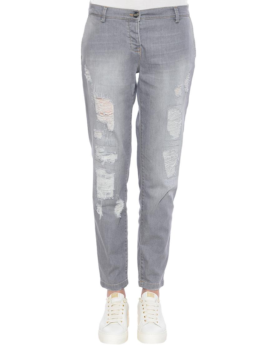 Женские джинсы TRUSSARDI JEANS 56543B-118