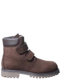 Детские ботинки для мальчиков GALLUCCI 1074_bronxbrown