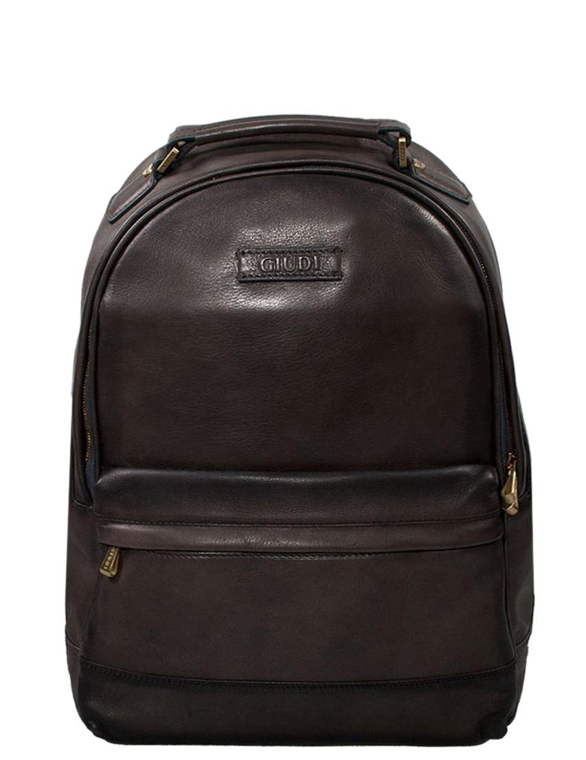 Мужская сумка-рюкзак GIUDI G10037VR-15