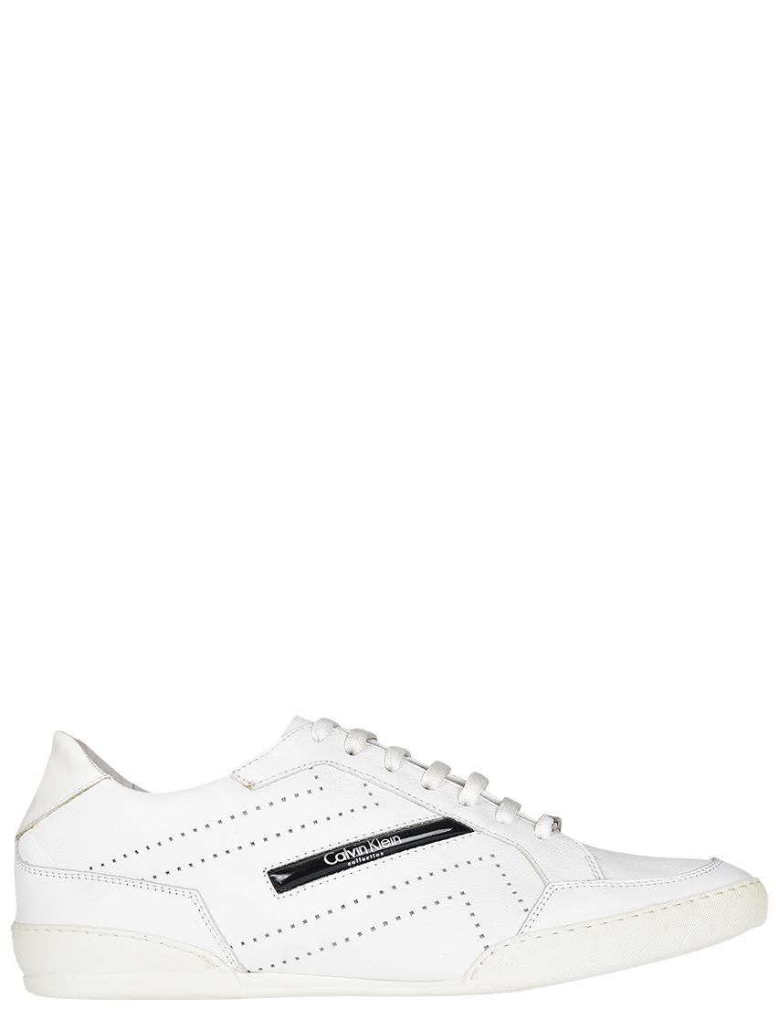 Мужские кроссовки Calvin Klein Collection 7084_white