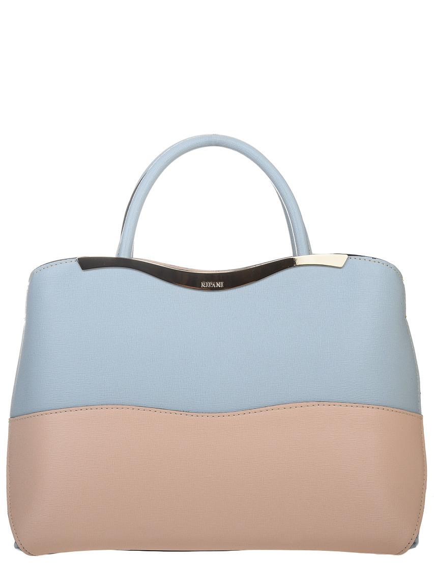 Купить Женские сумки, Сумка, RIPANI, Голубой, Бежевый, Весна-Лето