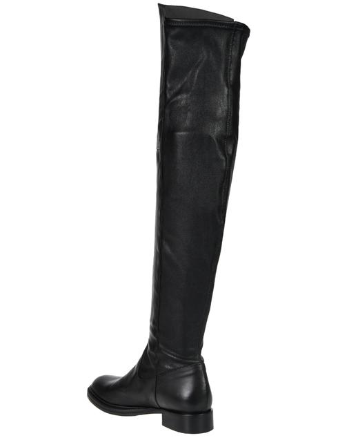 женские черные Ботфорты Fru.It 5812M - фото-2