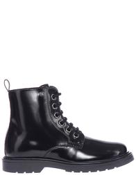 Детские ботинки для девочек Naturino 4750_black