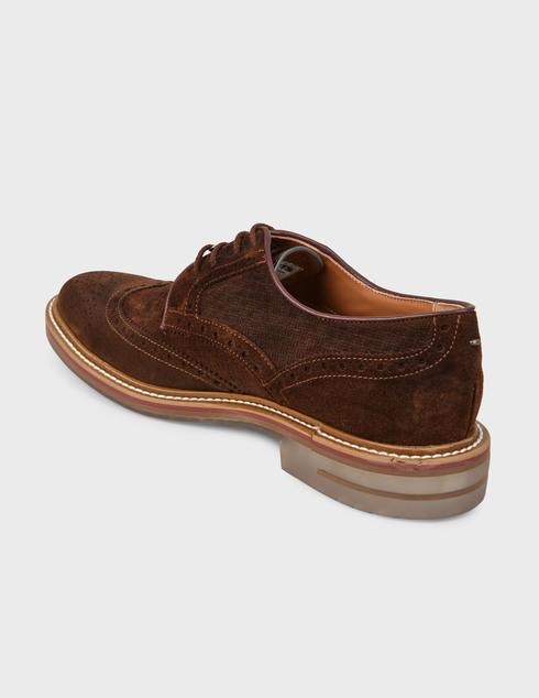 мужские коричневые Броги Brimarts 311408 - фото-2
