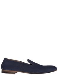 Мужские лоферы Doucal'S S1113-BLUE