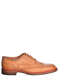 Мужские броги PAUL SMITH P150-brown