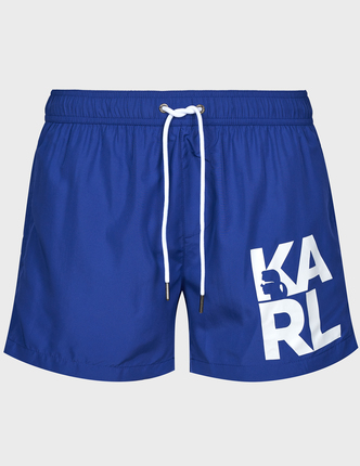 KARL LAGERFELD шорты пляжные