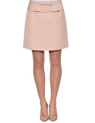 Женская юбка RED VALENTINO 23E_beige