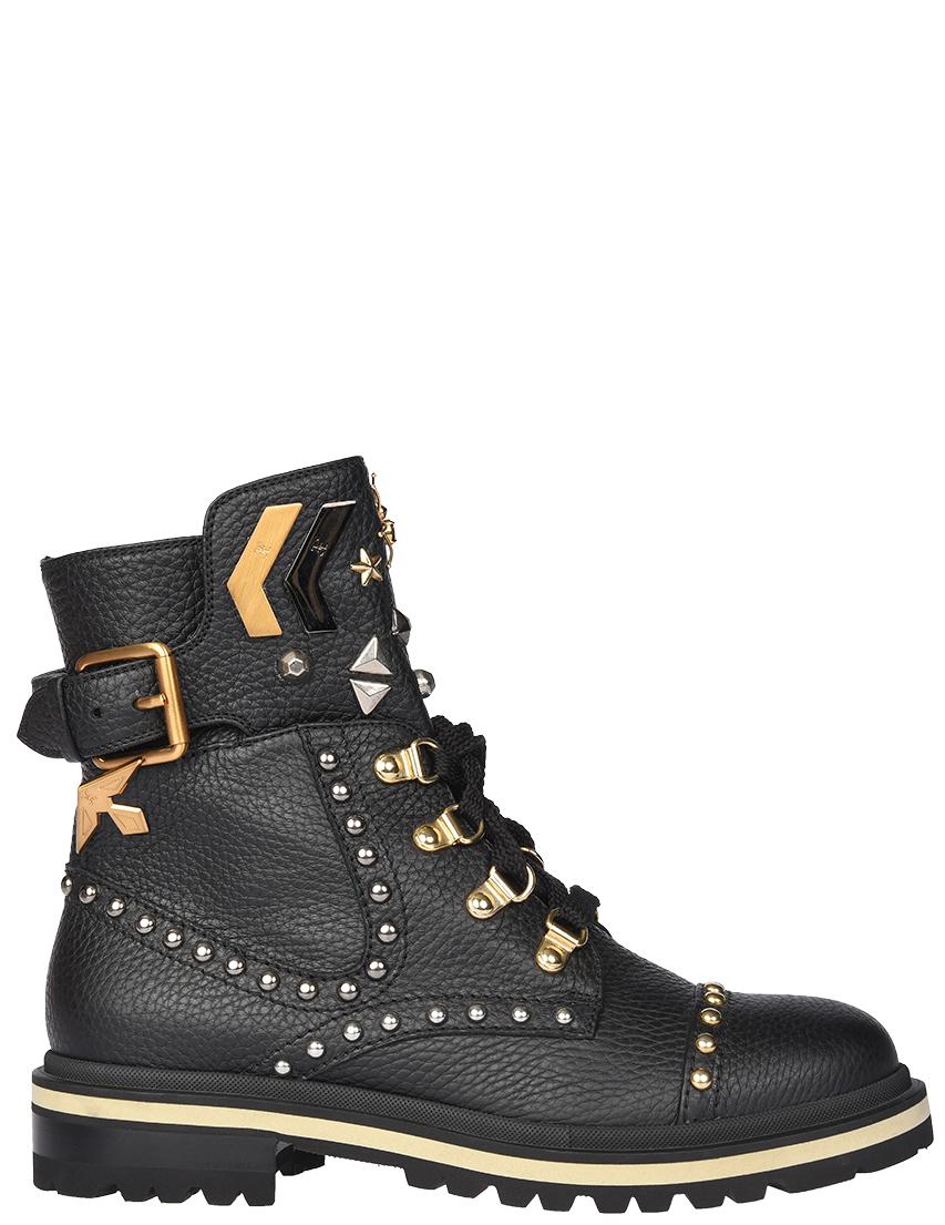 Женские ботинки Fabi FAB8107_black