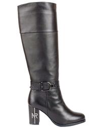 Женские сапоги NOCTURNE ROSE GF 14579-black