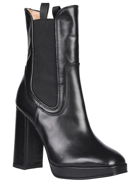 женские черные Ботинки Roberto Botticelli BX22803-000 - фото-2