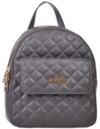 Женская сумка Love Moschino 4011-К-grey