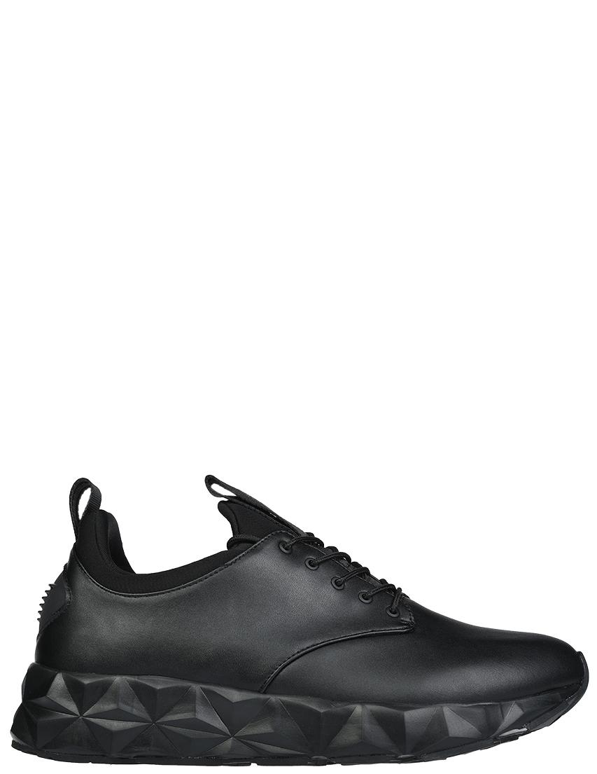 Мужские кроссовки Emporio Armani X4X193_black