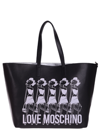 Женская сумка LOVE MOSCHINO 4308_black