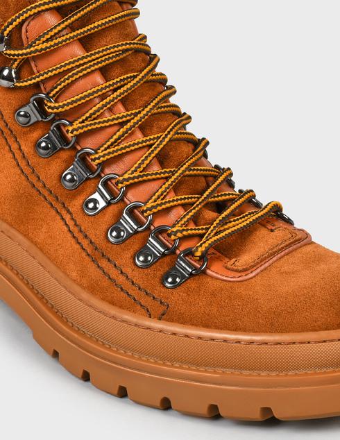 мужские коричневые Ботинки Fabi FU0346B-824 - фото-7