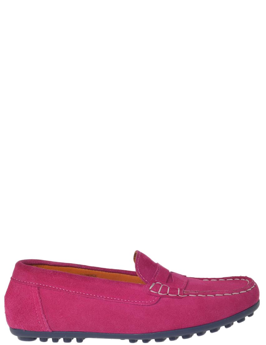 Детские мокасины для девочек GALLUCCI 5000 fuxia_pink