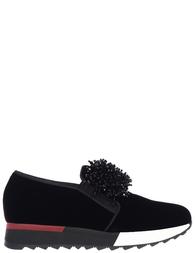 Женские кроссовки Jeannot 71160_black